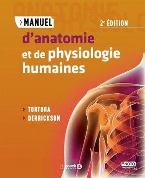 Manuel d'anatomie et de physiologie humaines - de boeck superieur - 9782807302976 -