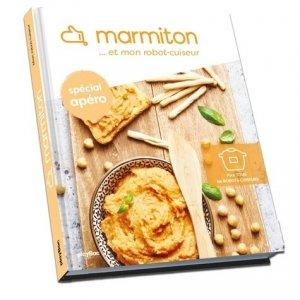 Marmiton... et mon robot cuiseur apéros faciles - Play Bac - 9782809669978 -