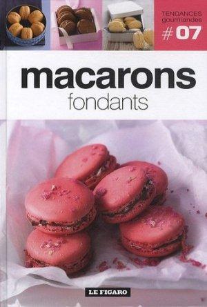 Macarons fondants - le figaro - 9782810503674 -