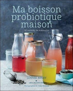 Ma boisson probiotique maison - rouergue editions - 9782812612619 -