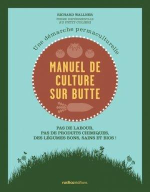 Manuel de culture sur butte-rustica-9782815303316