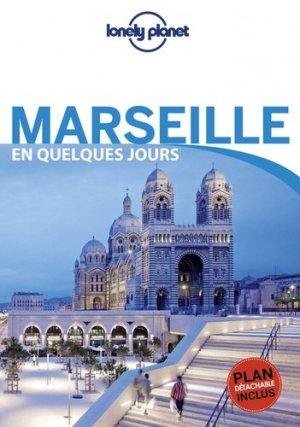 Marseille en quelques jours - Lonely Planet - 9782816179187