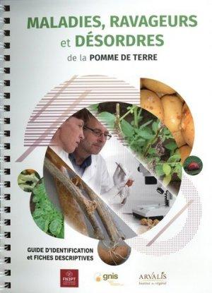 Maladies, ravageurs et désordres de la pomme de terre - arvalis - 9782817903378 -