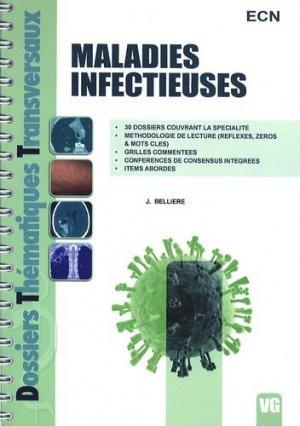 Maladies infectieuses - vernazobres grego - 9782818300374 -