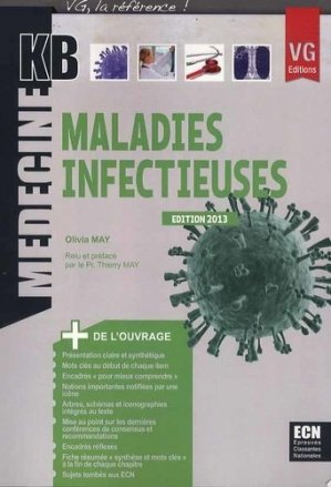 Maladies infectieuses - vernazobres grego - 9782818308424 -