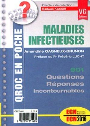 Maladies infectieuses - vernazobres grego - 9782818311585 -