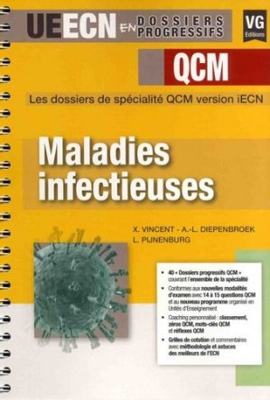 Maladies infectieuses - vernazobres grego - 9782818315699 -