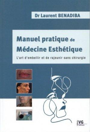 Manuel pratique de médecine esthétique - vernazobres grego - 9782818317617 -