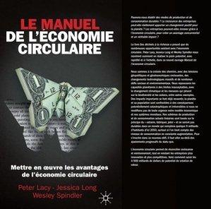 Manuel de l'économie circulaire - MA Editions - 9782822407144 -