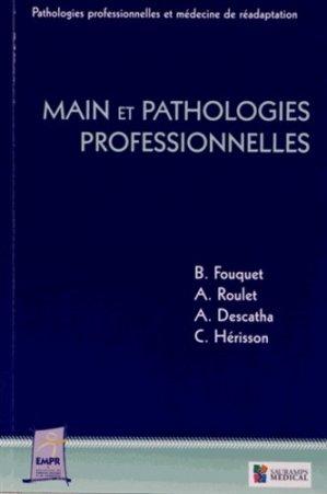 Main et pathologies professionnelles - sauramps medical - 9782840238713