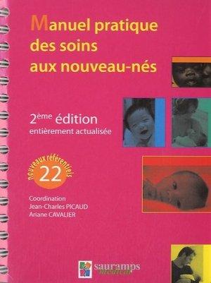 Manuel pratique des soins aux nouveaux-nés - sauramps medical - 9782840239048 -