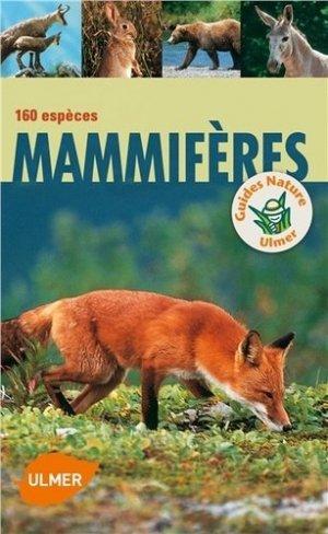 Mammifères - ulmer - 9782841385126 -
