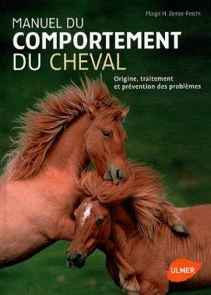 Manuel du comportement du cheval - ulmer - 9782841385546 -