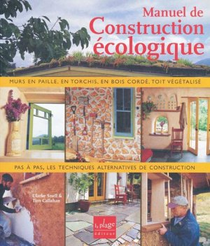 Manuel de construction écologique - la plage - 9782842211608 -