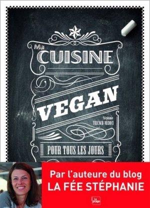 Ma cuisine vegan pour tous les jours - la plage - 9782842215408 -