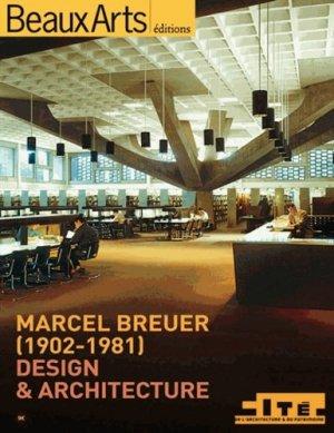 Marcel Breuer (1902-1981) - beaux arts - 9782842789961 -