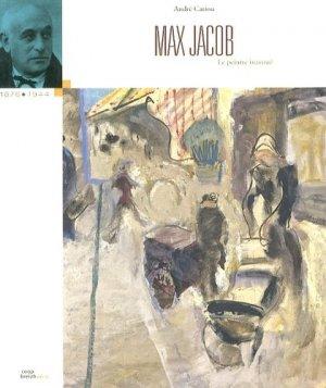 Max Jacob. Le peintre inavoué - Coop Breizh - 9782843466724 -