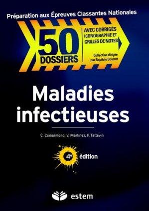 Maladies infectieuses - estem - 9782843714559 -