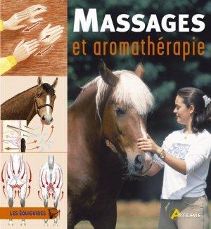 Massages et aromathérapie - artemis - 9782844165619 -