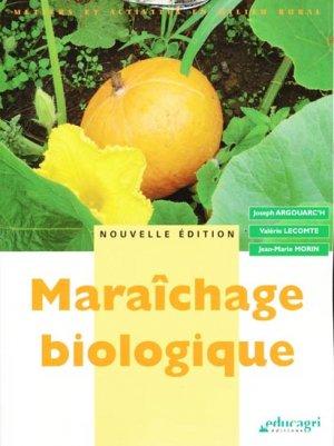 Maraîchage biologique - educagri - 9782844446800 -