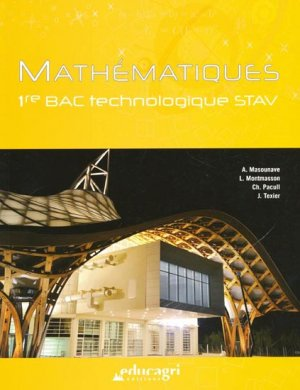 Mathématiques - educagri - 9782844449207 -