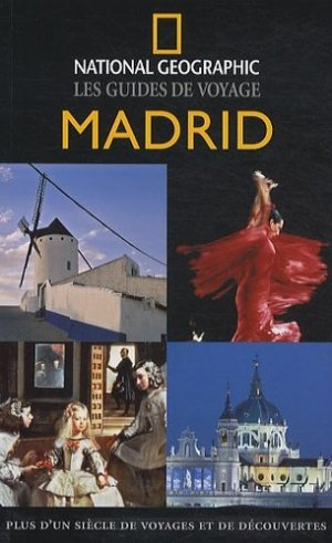 Madrid - National Geographic - 9782845823129 -
