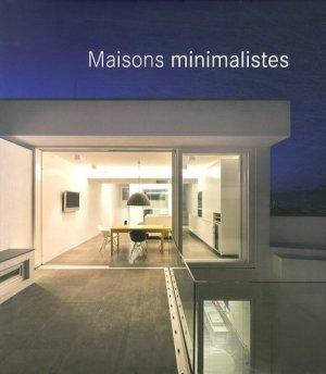 Maisons minimalistes - de lodi editions - 9782846904674 -