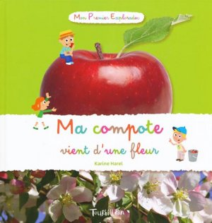 Ma compote vient d'une fleur - tourbillon - 9782848014685