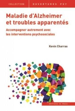 Maladie d'Alzheimer et troubles apparentés - In Press - 9782848356167 -
