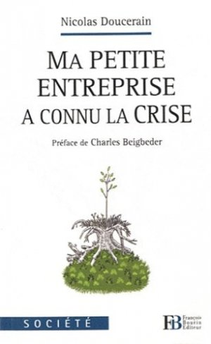 Ma petite entreprise a connu la crise - francois bourin - 9782849412121 -