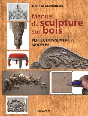 Manuel de sculpture sur bois - vial - 9782851011589 -