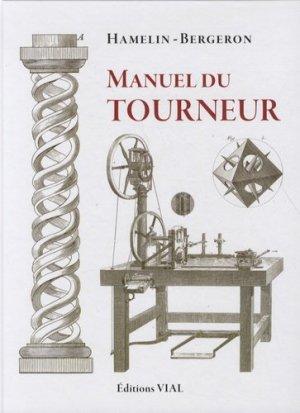 Manuel du tourneur - vial - 9782851011725 -
