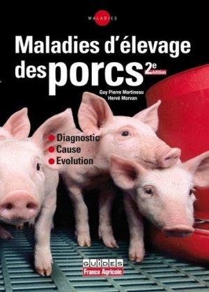 Maladies d'élevage des porcs - france agricole - 9782855571669 -
