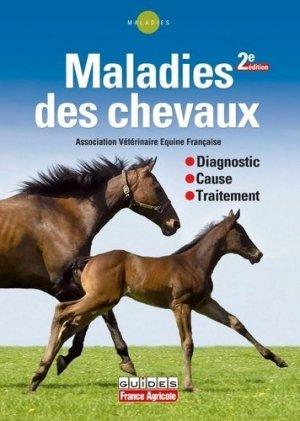 Maladies des chevaux - france agricole - 9782855571683 -
