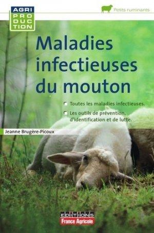 Maladies infectieuses du mouton - france agricole - 9782855572147 -
