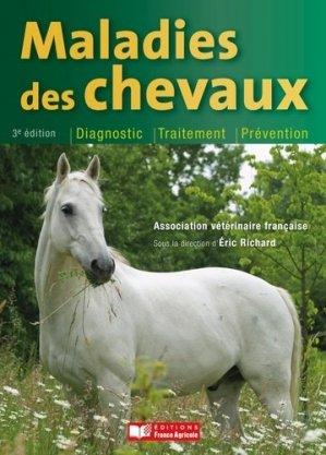 Maladies des chevaux - france agricole - 9782855573502 -