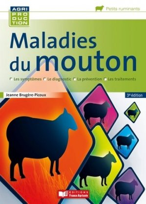 Maladies du mouton - france agricole - 9782855574547 -