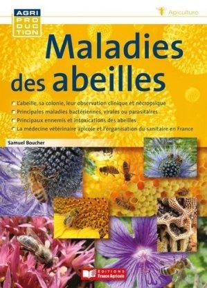 Maladies des abeilles - france agricole - 9782855574745 -