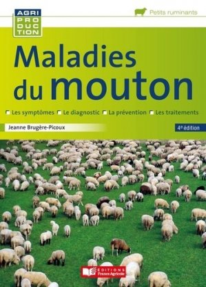 Maladies du mouton - france agricole - 9782855576183 -