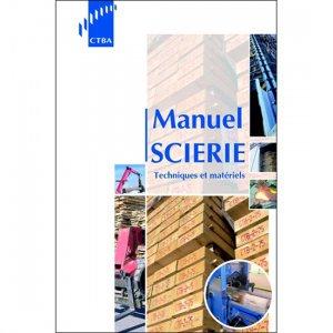 Manuel scierie - fcba - 9782856840467 -