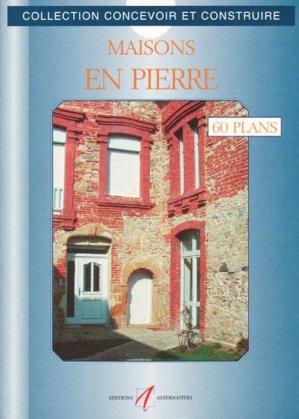 Maisons en Pierre - alternatives - 9782862273174 -