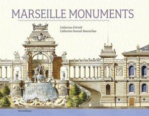 Marseille Monuments - parentheses - 9782863643372 -