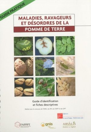 Maladies, ravageurs et désordres de la pomme de terre - Arvalis - 9782864929208 -