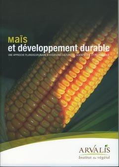 Maïs et développement durable - arvalis - 9782864929826 -