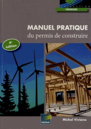 Manuel pratique du permis de construire - du papyrus - 9782876032446 -