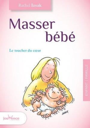 Masser bébé - jouvence - 9782889115020 -