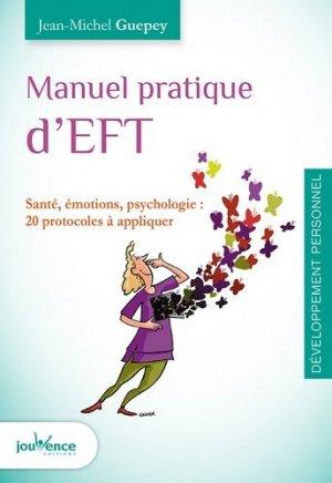 Manuel pratique d'EFT - jouvence - 9782889116539 -
