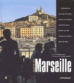 Marseille - gilletta - 9782903574871 -