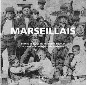 Marseillais - hc  - 9782911207785 -
