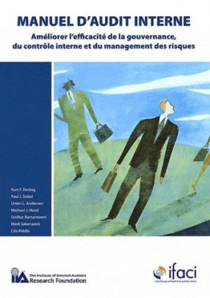 Manuel d'audit interne - IFACI - 9782915042337 -